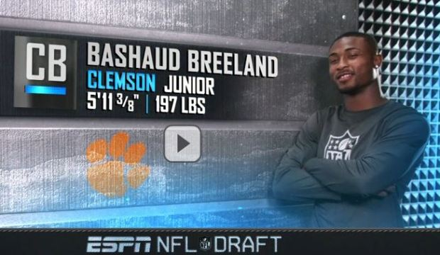Bashaud Breeland