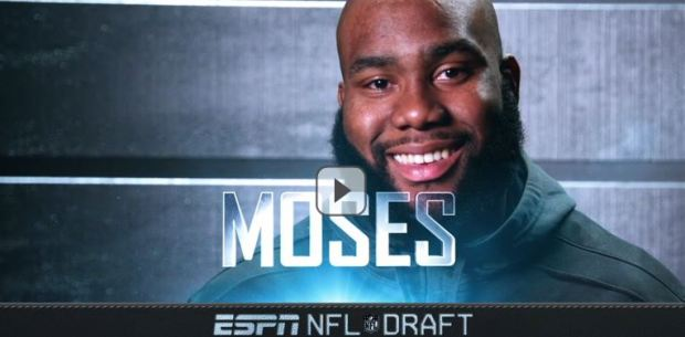 Morgan Moses Highlights