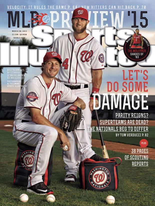 Photo via @Nationals and @SINow.