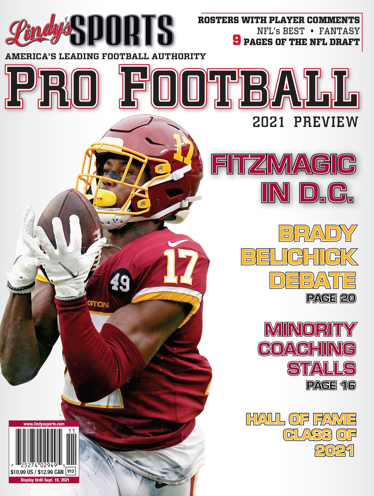 NFL Cover #2 2021.indd